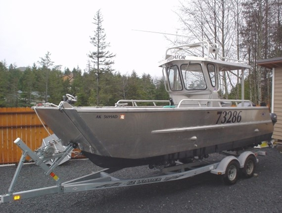 Aluminum landing craft workboats aluminum boat plans for Aluminum craft boats for sale