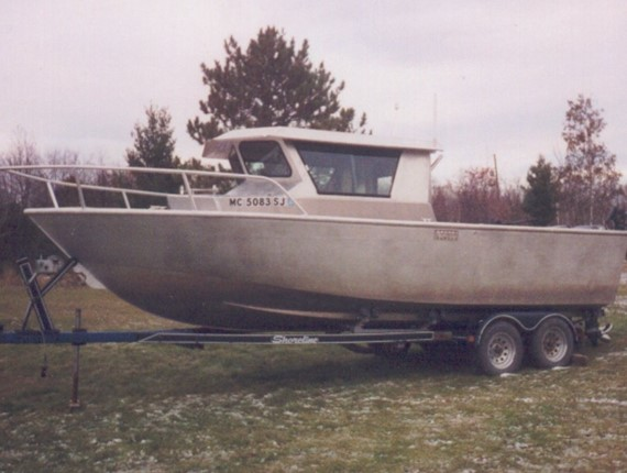 23 FT Alaskan Sportsfisher (1538)