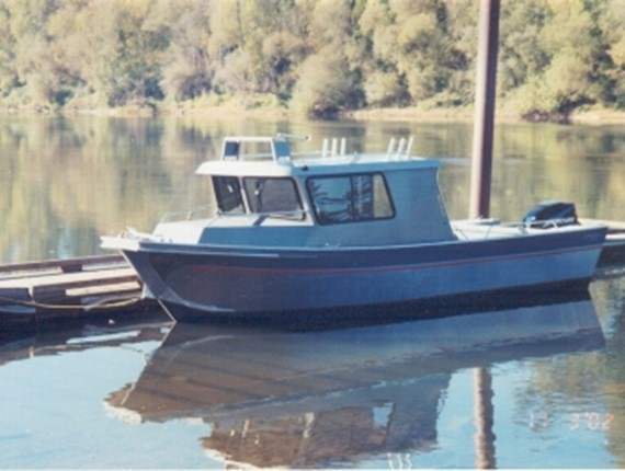 23 FT Sitka Fisher (811)