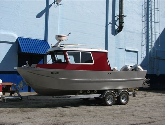 21 FT Sitka Utility - Workboat (538)