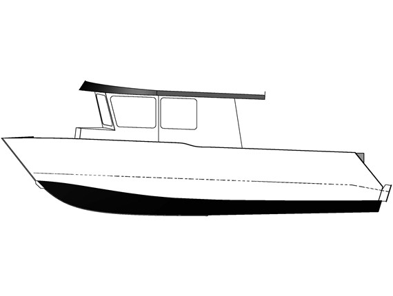 31 FT Sportfisher (966)