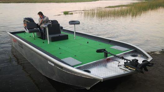 Popular Aluminum boat plans fishing ~ Feralda