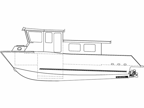36 FT Workboat (1959)