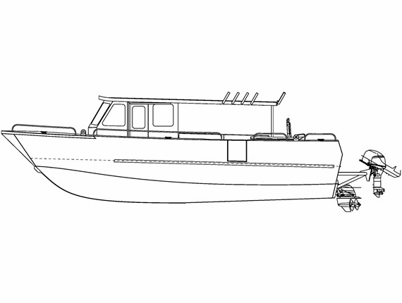 36 FT Sportsfisher with Alakan Cabin Sketch.jpg