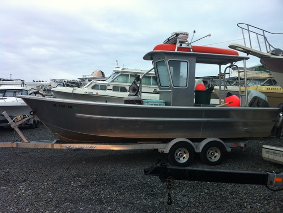23 FT Sitka Flush - Workboat (1659)