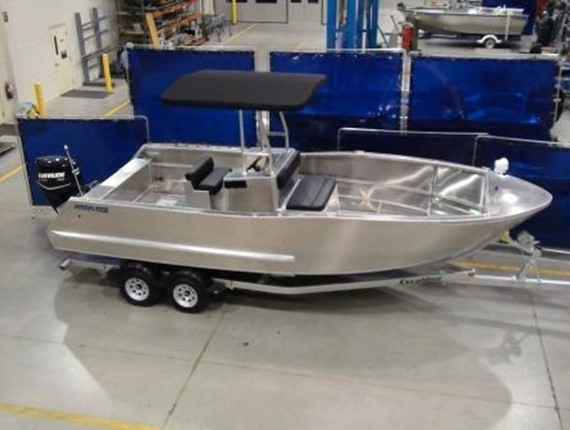 24 ft center console sportsfisher 919 aluminum boat plans designs by specmar
