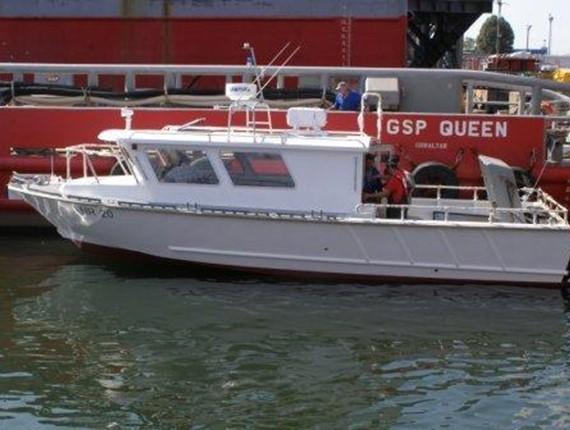 36 Ft Patrol Boat  1354